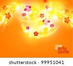 beautiful stylish digital...   Shutterstock .eps vector #99951041
