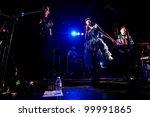 seattle   april 10  ... | Shutterstock . vector #99991865