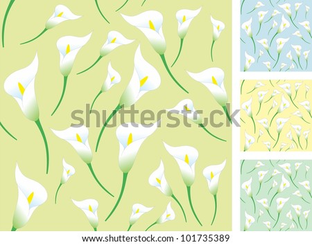 light calla backgrounds