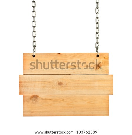 Blank Wooden Sign Board Blank Wood Sign Board With