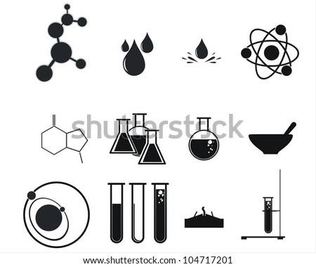 science web icons