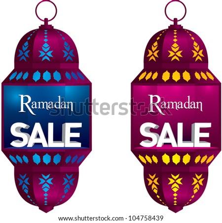 ramadan sale danglers