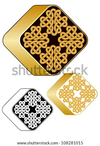 geometric abstract of knotwork