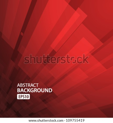 abstract virtual space with