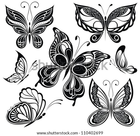 Tattoo Sketches Black Free Vector Download 8864 Free Vector For
