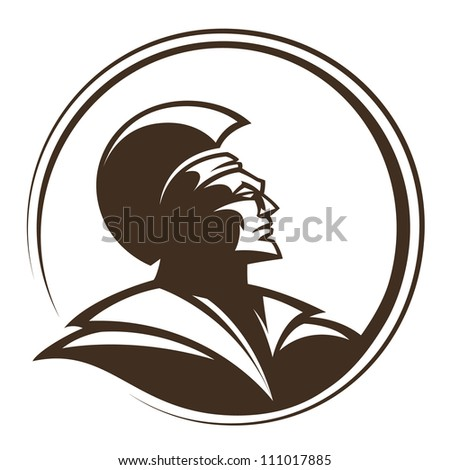 legionary soldier image vector