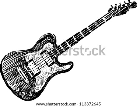 electric guitar vector art free free vector download (212,741 free