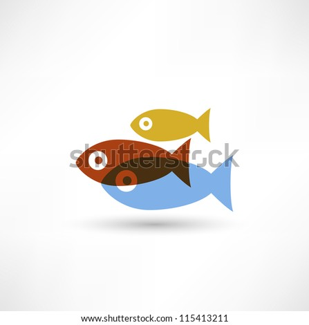 fish eco icon