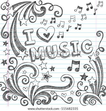 i love music back to school