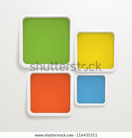abstract background of color