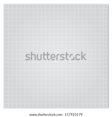 gray graph paper background