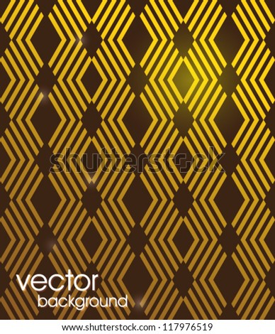 geometric background with line