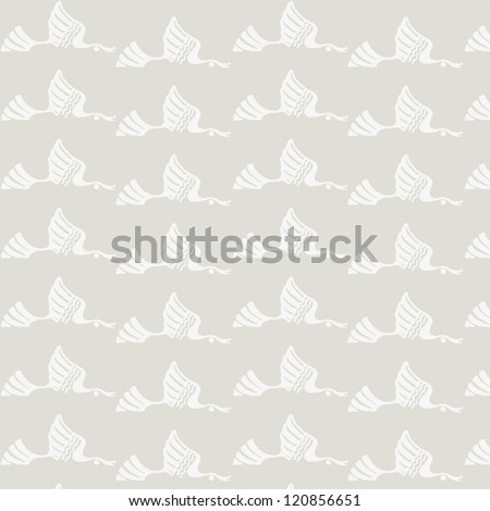 seamless texture ducks flying