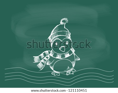 penguin  vector of penguin