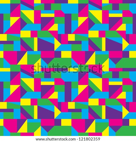 colorful abstract art pattern