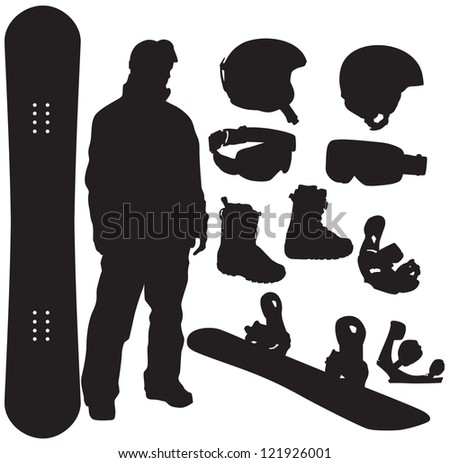 vector snowboard equipment