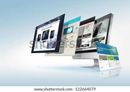 stock-photo-web-design-concept