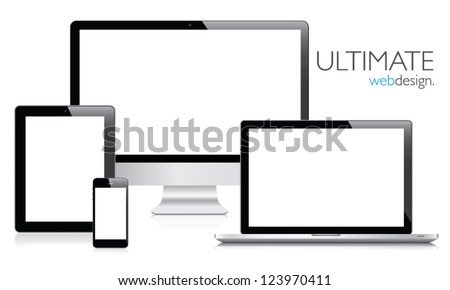 ultimate web design electronic