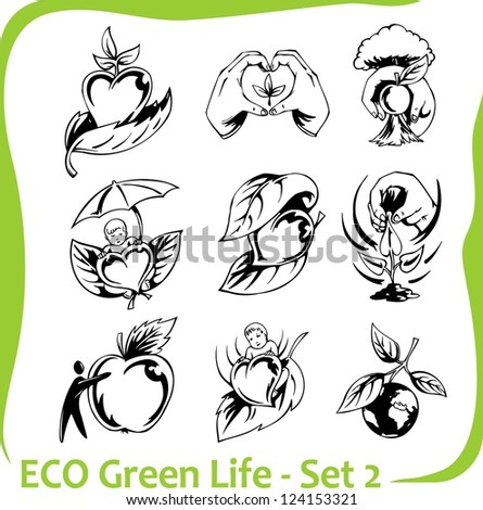 eco   vector set