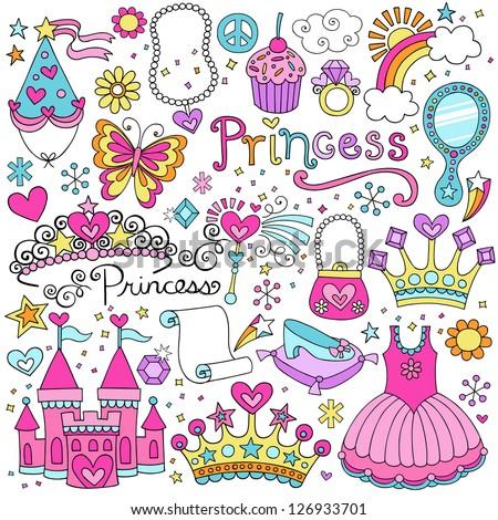 princess ballerina tiara groovy