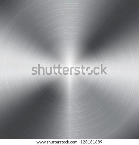 vector aluminium metal texture
