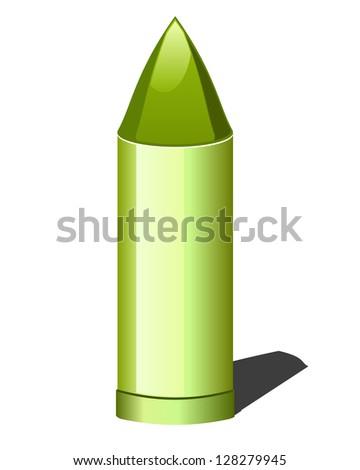 war icon  vector gun