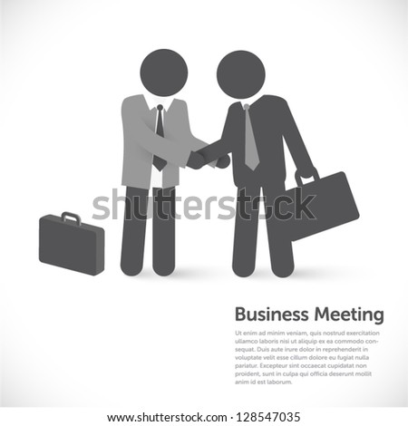 business metaphors   handshake