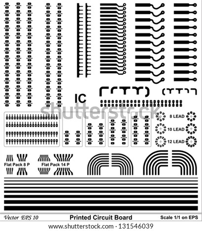 drawing printed circuit board