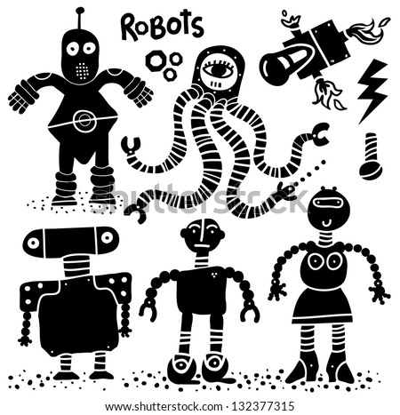 robot set 5