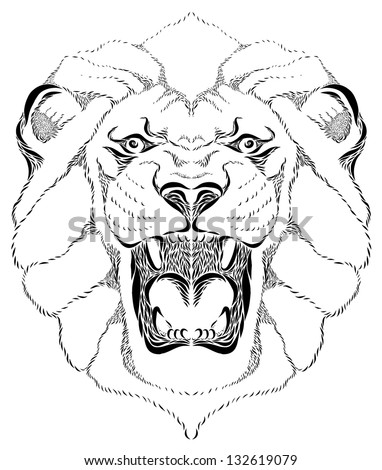 Lion Roar Free Vector Download 663 Free Vector For Commercial Use