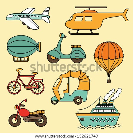 vector collection of  icon with