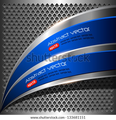 background 3d  vector abstract