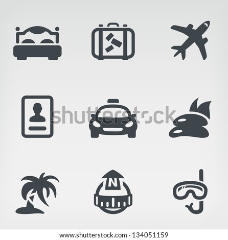 vector illustration of travel