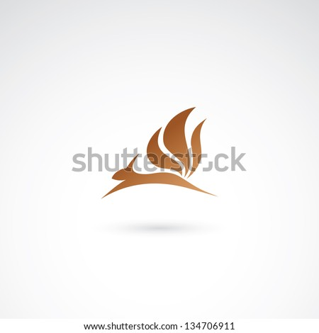 squirrel   vector illustration