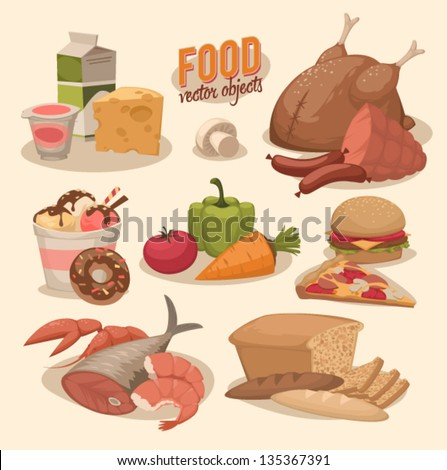 food objects