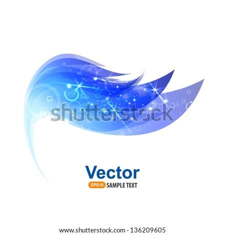 blue air wave