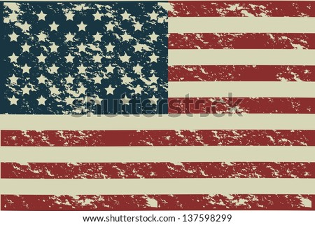 illustration patriot united