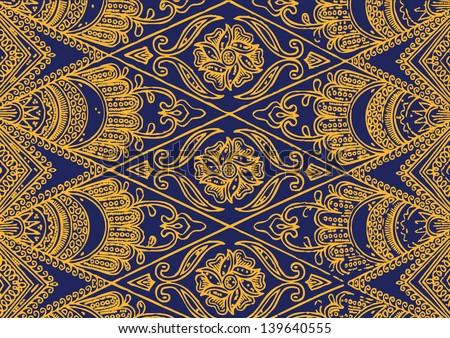 Vektor Batik Dengan Coreldraw Free Vector Download 4 164 Free