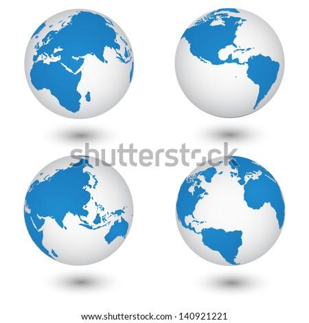 stock-vector-world-map-and-globe-detail-vector-illustration-eps