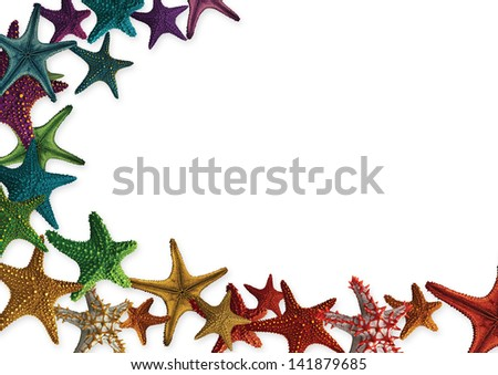 full spectrum of starfish