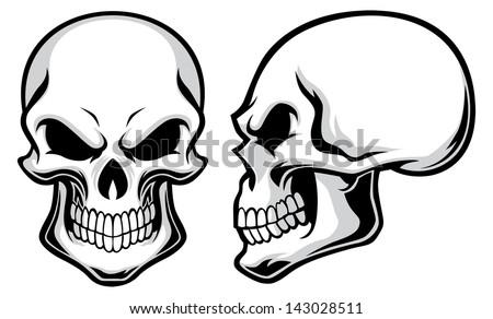 skull free vector download 653 free vector for commercial use rh all free download com vector skulls free skulls vector art
