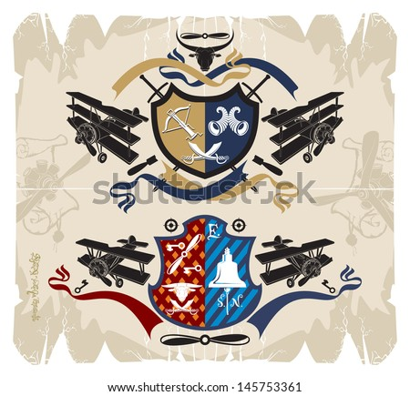 coats of arms of heavenly