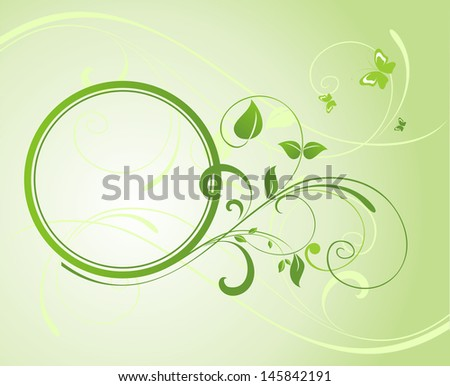 spring green frame raster copy