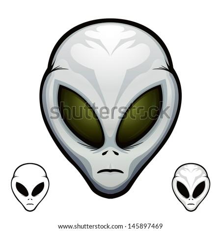 aliens heads extraterrestrial