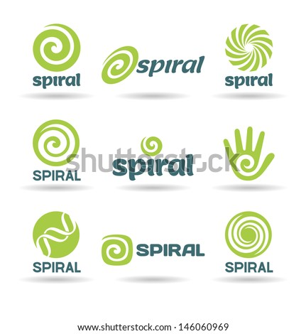 set of spirals  1