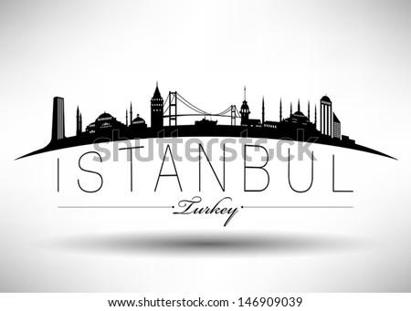 istanbul silhoutte design