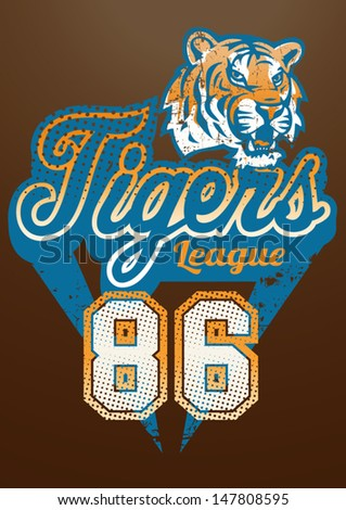 tigers league 86