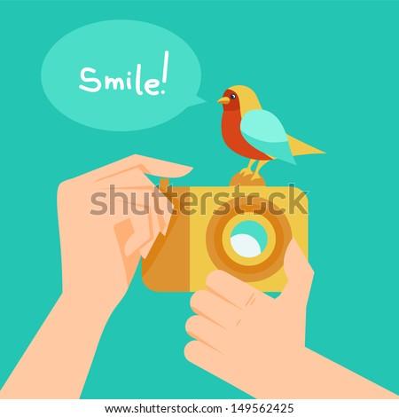 vector digital camera and