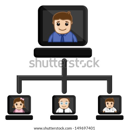 video conference   business