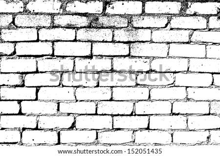 brick wall overlay texture
